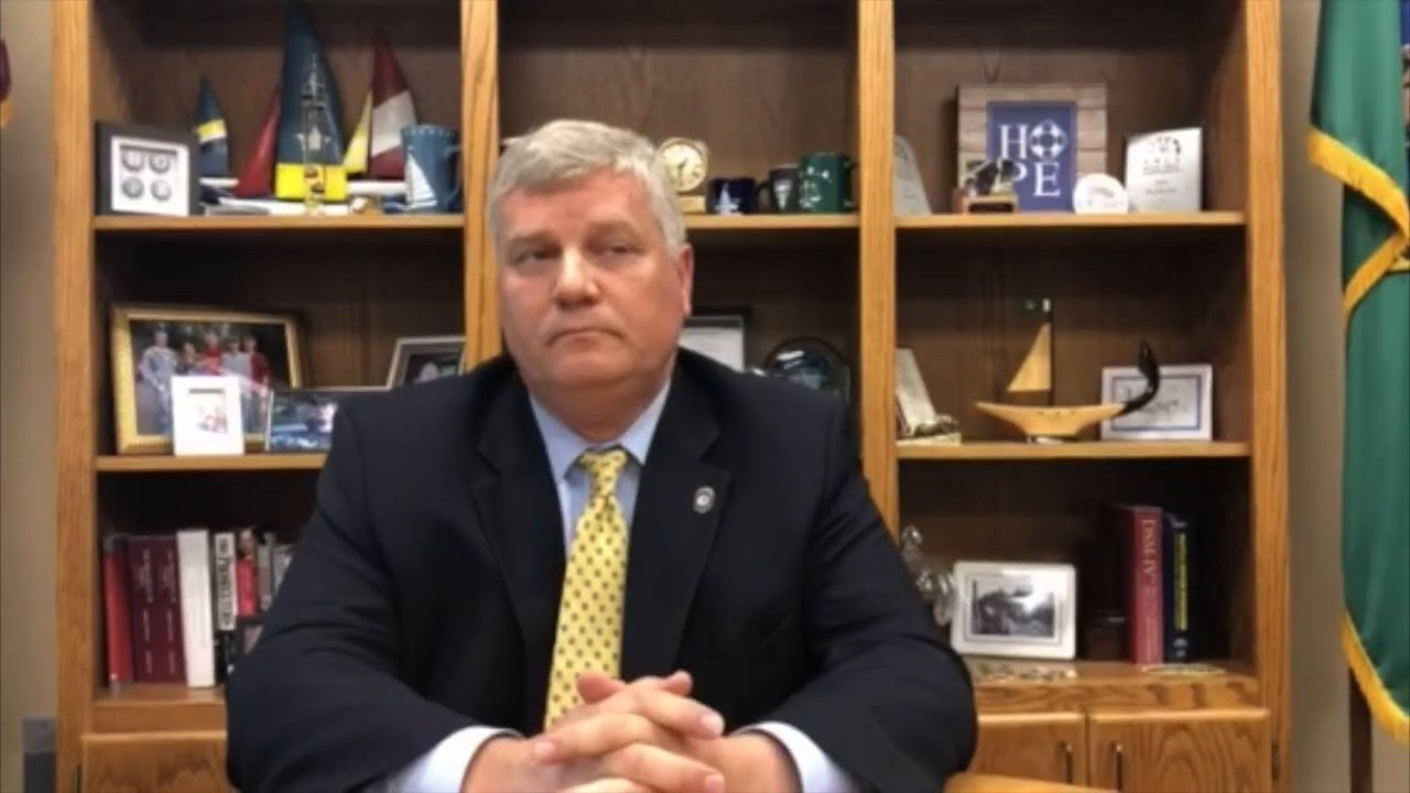 Thurston County Prosecuting Attorney Jon Tunheim on Chief Criminal Deputy  Prosecutor's resignation