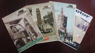 Przegląd Prasy. Motor, Wrzesień 1953, 55, 56 I 1982