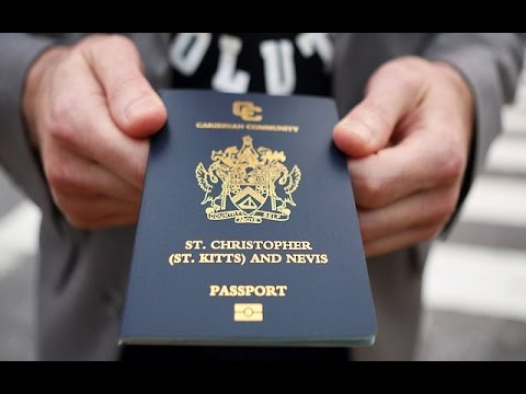 الهجرة  الى  Saint Kitts And Nevis