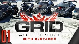 GRID Autosport - Gameplay Review & Career Mode Impressions