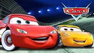 Cars Toons + ENGLISH + Mater's Tall Tales + the cars part 1 - kids movie + McQueen & Mater thumbnail