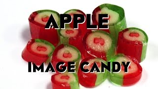 #44 The making of Victorian Apple Image Candy at Lofty Pursuits