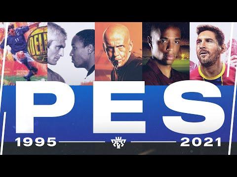 Adieu PES -  Hommage à la série PES (1995-2021) [ENG/ESP/JAP SUB]