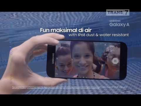 Iklan Samsung Galaxy A Smartphone With Attitude Youtube
