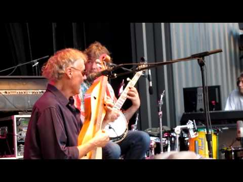 Shadow Hand - Bruce Hornsby and Bela Fleck Live Jam 8/9/2011