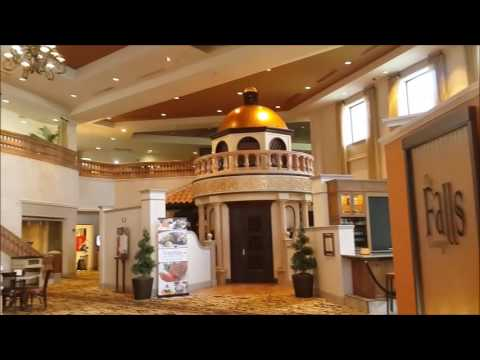 Caribe Royale All Suite Hotel & Convention Center TOUR of Lobby,Pool and MORE Orlando,Florida
