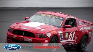 Ford Racing and ROUSH® Performance: 600+ Horsepower Supercharger Kit | Mustang | Ford Performance
