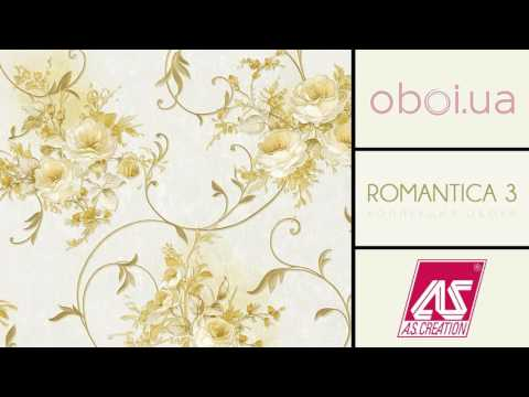 Обои AS Creation Romantica 3