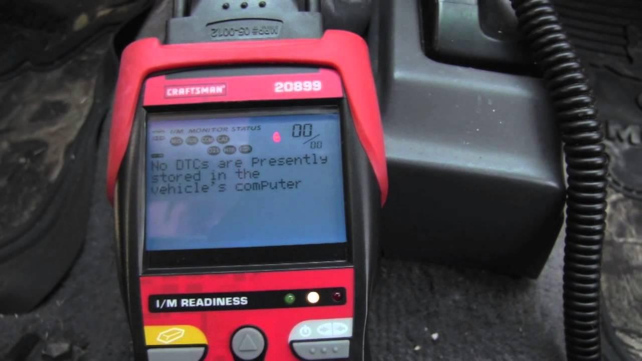 Toyota Tacoma Check Engine Light Youtube
