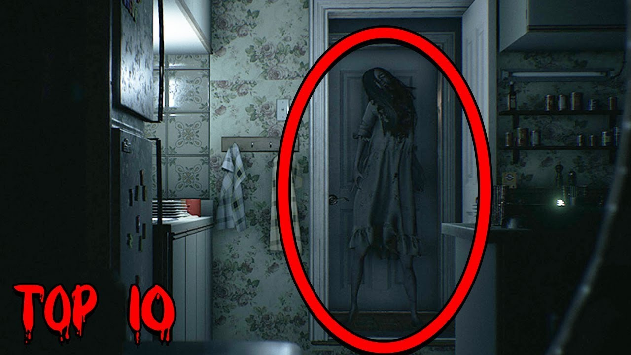 Top 10 Terrifying Horror Games Coming Out In 2018 Ps4