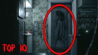 Top 10 Terrifying Horror Games Coming Out In 2018 (ps4, Xbox One, Pc)