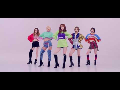 EXID「TROUBLE」MV(2019年4月3日リリースJAPAN 1st ALBUM『TROUBLE』収録)