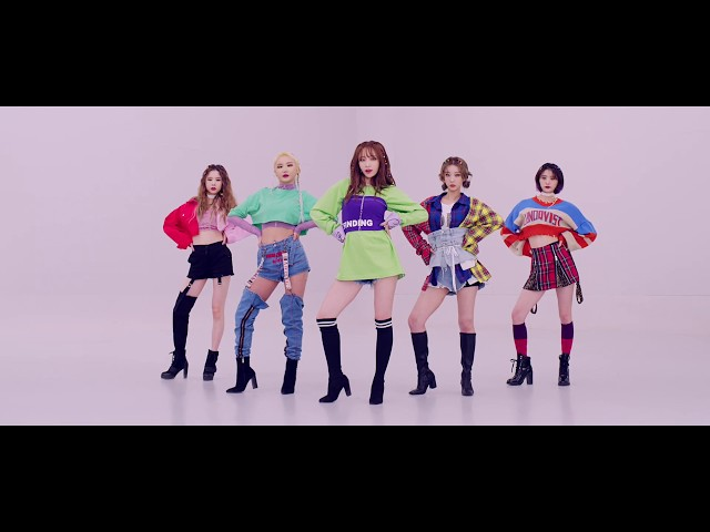 EXID「TROUBLE」MV    (JAPAN 1st ALBUM『TROUBLE』収録)