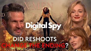 X-Men Dark Phoenix: Simon Kinberg, Sophie Turner, And Cast On Reshoots, Deleted Scenes And More!