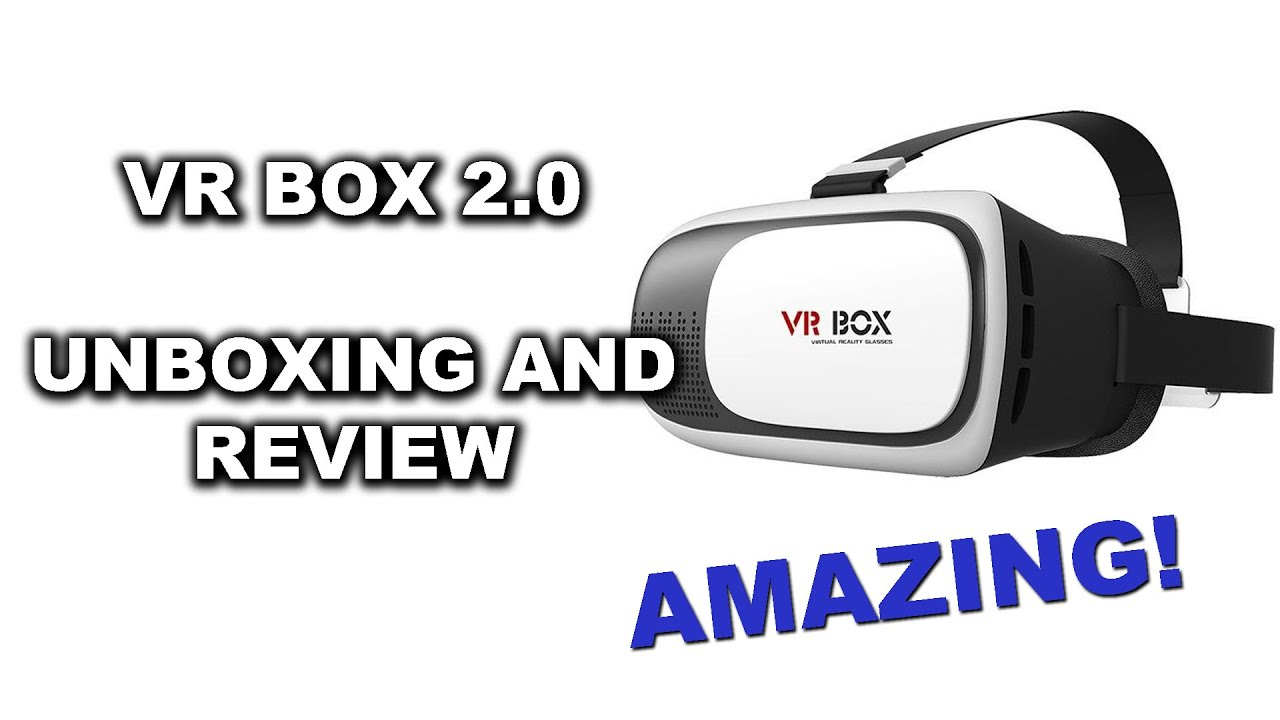 f2ac7fa2c7e7a VIRTUAL REALITY VR box 2.0 Full Unboxing   Review (AWESOME)! - YouTube