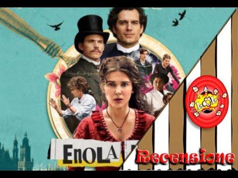 Enola Holmes - Recensione  - NO SPOILER