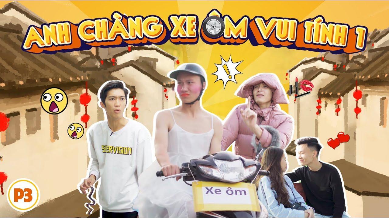 Hai Anh Chàng Xe Ôm Vui Tính – Tập 3 | Hài Tết 2020 | Phim Tình Cảm Hài Hước Gãy TV