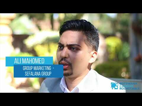 Botswana Careers Roundtable Talks With Ali Mahomed