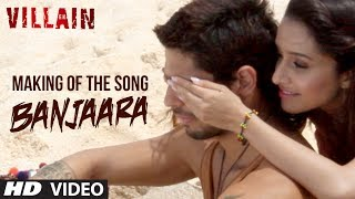 Gambar cover Making of Banjaara Song | Ek Villain | Mithoon | Mohd. Irfan
