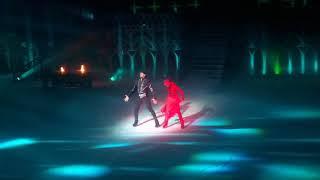 Ледовое шоу Ромео и Джульетта (фрагмент), 1.11.2018
