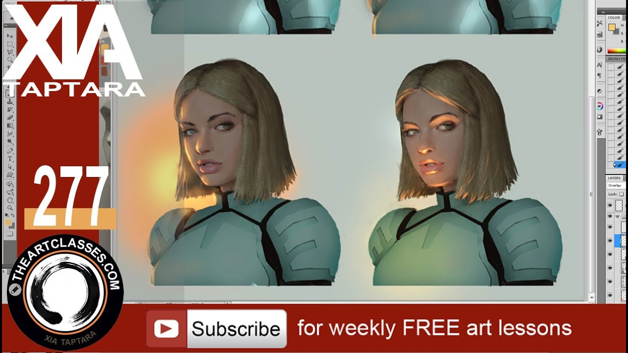 sc 1 st  YouTube & Painting face with different lighting directions tutorial - YouTube azcodes.com