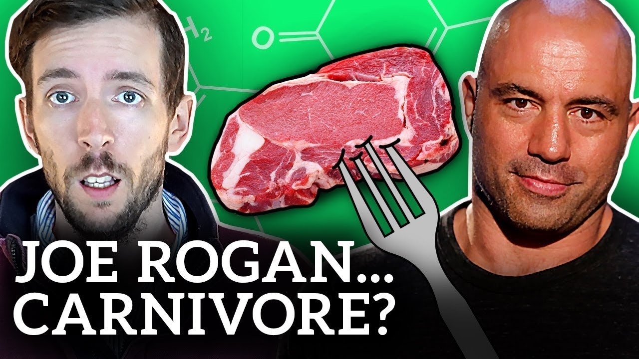 What Joe Rogan Doesn't Know About The Carnivore Diet