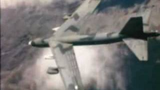 B-52 Stratofortress - Carpet Bombing