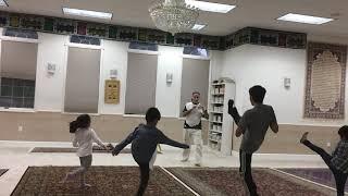 ALHUSSAIN (S) MARTIAL ARTS 2018