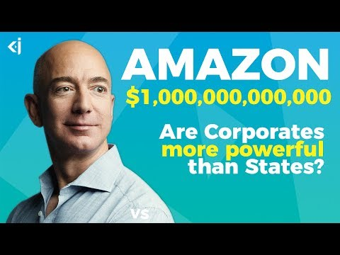 CORPORATE POWER V STATE POWER - KJ Vids