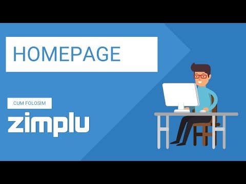 Tutorial Zimplu - 1 - Homepage