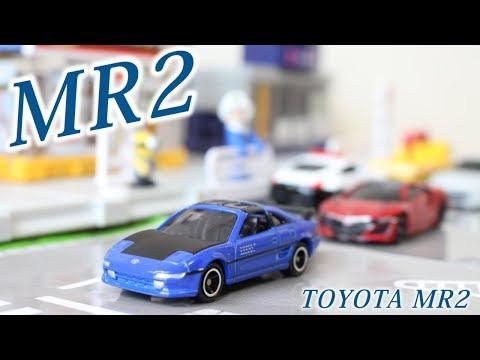 このモデルも世代交代かなイベントモデルトヨタ MR2 TOYOTA