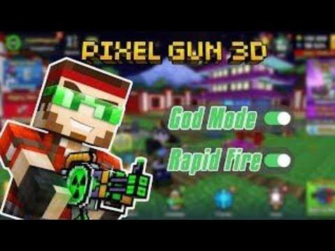 ≈Pixel Gun 3D≈ Mod Menu HACK !(UPDATED)!