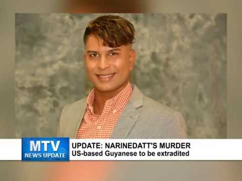 MTV News Update Nov. 30, 2016 - UPDATE: NARINEDATT's MURDER; US-based Guyanese to be extradited
