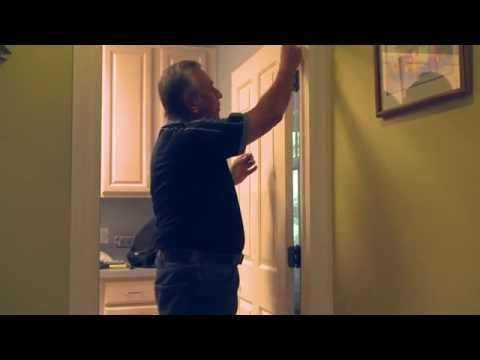 Fixing a Swinging Door Hinge - With Gary Sullivan