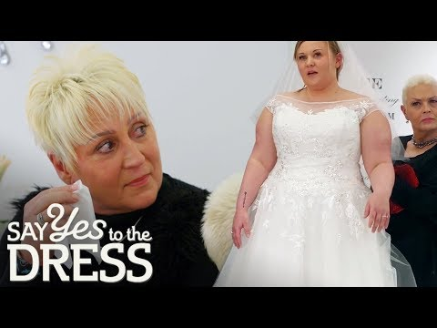 Emotional Bride Details How Her Depression Affected Her Confidence | Curvy Brides Boutique