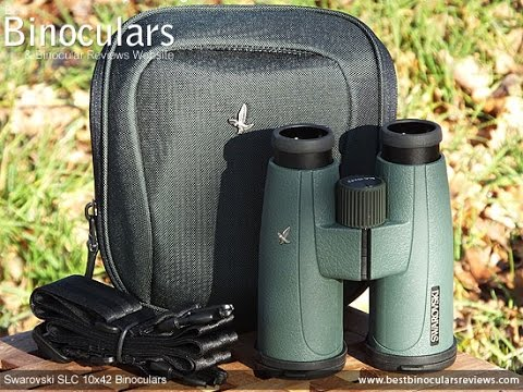 Swarovski SLC 10x42 Binoculars - Walk-Around Video
