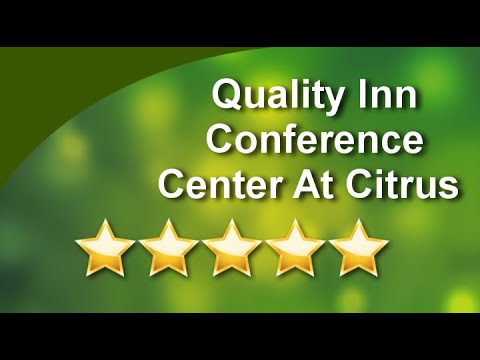 Quality Inn Conference Center At Citrus Hills Hernando Incredible Five Star Review by A Google ...