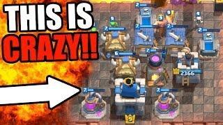 Clash Royale | SPAWNER MAYHEM!!!!! | ALL SPAWNER DECK TROLLING!