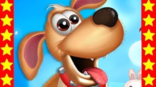 Щенок Рекс собирает друзей на чай! Мультфильм про собак. Мультики для мальчиков и для девочек.
