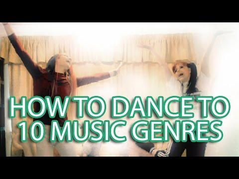 How to Dance to 10 Music Genres