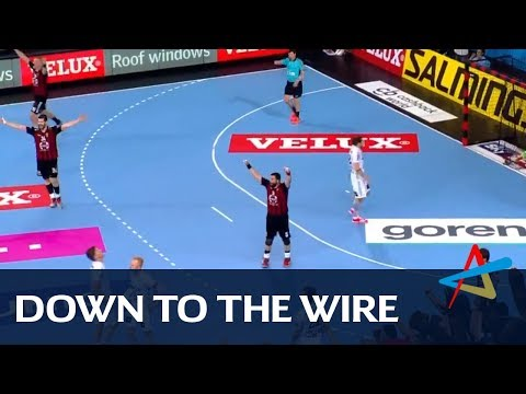 Kiel win, Vardar celebrate after tense end | Quarter-final | VELUX EHF Champions League 2017/18