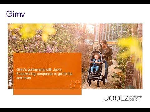 Gimv's partnership with Joolz - EN
