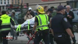 Deadly NJ Transit train crash in Hoboken terminal