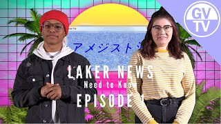 Episode 1 | Laker News - Need To Know