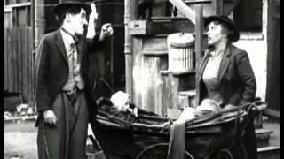 Kid, The 1921    Movie Clip Morning Promenade