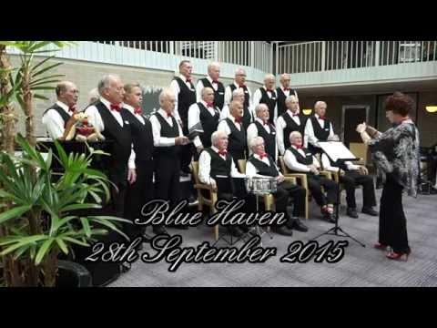 Kiama Men's Probus Choir with the Blowhole Buskers Blue Haven 26 09 15