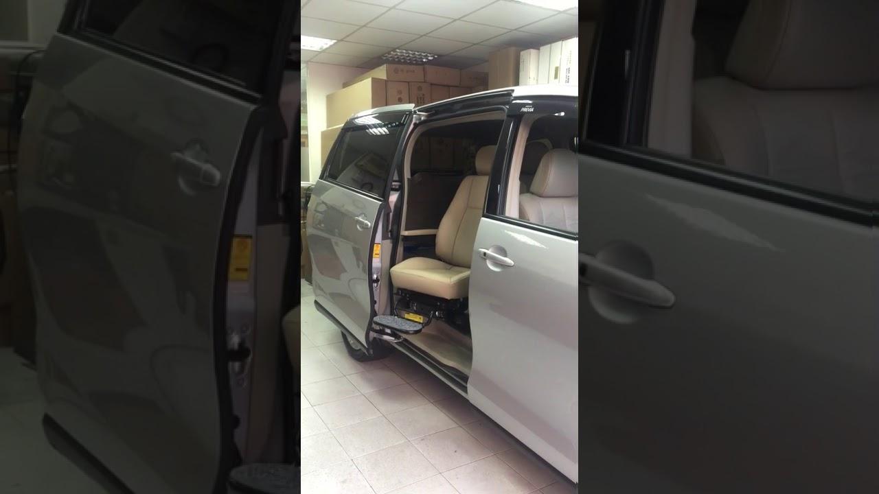 禮享家 瑞典Autoadapt 福祉車專業改裝 LINE @ jaychang7777 - YouTube