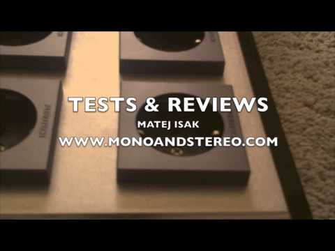 S.I.N. Audio PSD Power Distributor Test - Review At Mono & Stereo