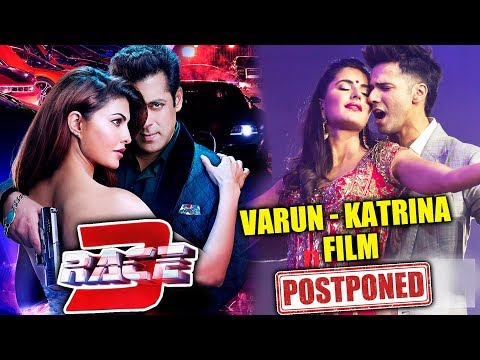 Salman Khan's Race 3 Affects Varun Dhawan-Katrina Kaif's Dance Film? thumbnail