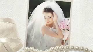 Красивый стильный свадебный клип/Проект Proshow Producer